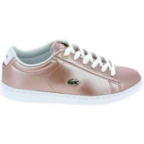 Xαμηλά Sneakers Lacoste Carnaby Evo C Rose Blanc