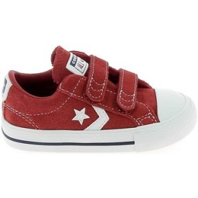 Xαμηλά Sneakers Converse Star Player 2V BB Rouge [COMPOSITION_COMPLETE]