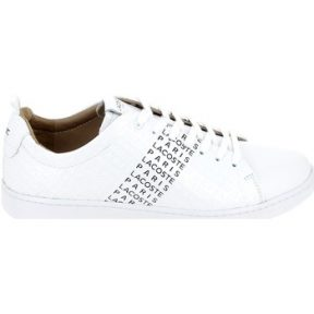 Xαμηλά Sneakers Lacoste Carnaby Evo Blanc Noir