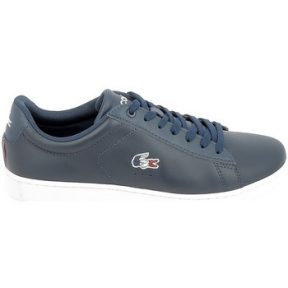 Xαμηλά Sneakers Lacoste Carnaby Evo Bleu Rouge
