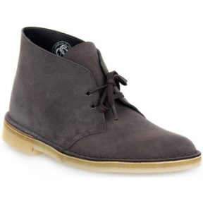 Μπότες Clarks DESERT BOOT GREY