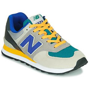 Xαμηλά Sneakers New Balance 574 ΣΤΕΛΕΧΟΣ: Ύφασμα & ΕΠΕΝΔΥΣΗ: Ύφασμα & ΕΣ. ΣΟΛΑ: Ύφασμα & ΕΞ. ΣΟΛΑ: Συνθετικό