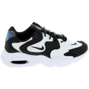Xαμηλά Sneakers Nike Air Max 2X Blanc Noir 1010209410011 [COMPOSITION_COMPLETE]