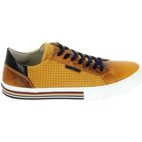 Xαμηλά Sneakers Bullboxer Sneaker P2YN Camel [COMPOSITION_COMPLETE]