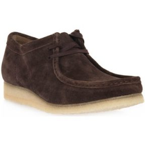 Μπότες Clarks WALLABEE BROWN