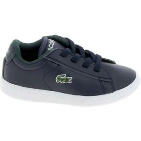 Xαμηλά Sneakers Lacoste Carnaby BB Marine Blanc