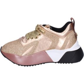 Xαμηλά Sneakers Cesare P. By Paciotti Sneakers Pelle Glitter