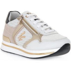 Xαμηλά Sneakers Keys WHITE GOLD