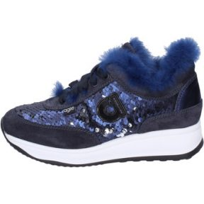 Xαμηλά Sneakers Agile By Ruco Line Sneakers Paillettes Camoscio