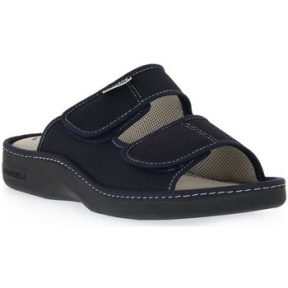 Mules Emanuela 1155 BLU MIKE FORTY