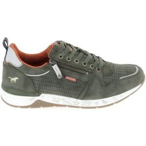 Xαμηλά Sneakers Mustang Sneaker 4164302 Olive [COMPOSITION_COMPLETE]