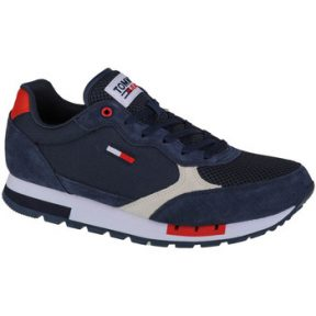Xαμηλά Sneakers Tommy Hilfiger Jeans Retro Runner Mix