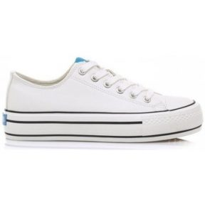 Xαμηλά Sneakers MTNG ZAPATILLAS MUJER BLANCO 60173 [COMPOSITION_COMPLETE]