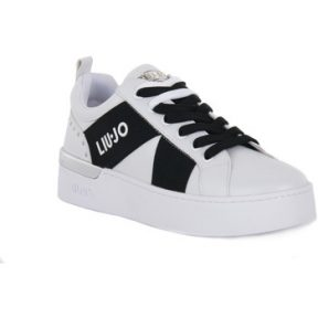 Xαμηλά Sneakers Liu Jo 1005 SILVIA 38 [COMPOSITION_COMPLETE]