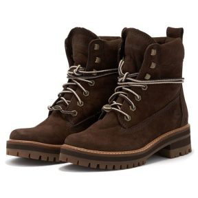 Timberland – Timberland Courmayeur Valley Yellow Boot TB0A23UYW821 – καφε σκουρο