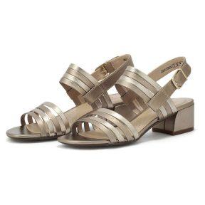 Clarks – Clarks Caroleigh Bess Metallic 26159423 – 01683