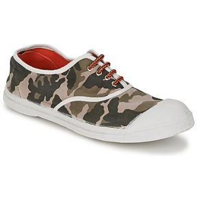 Xαμηλά Sneakers Bensimon TENNIS CAMOFLUO ΣΤΕΛΕΧΟΣ: Ύφασμα & ΕΠΕΝΔΥΣΗ: Ύφασμα & ΕΣ. ΣΟΛΑ: Ύφασμα & ΕΞ. ΣΟΛΑ: Καουτσούκ