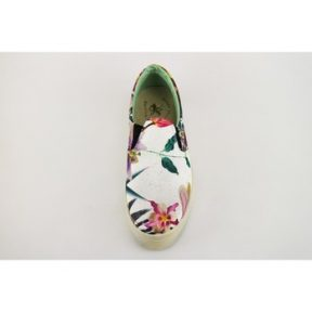 Slip on Beverly Hills Polo Club POLO slip on multicolor tessuto camoscio AG01