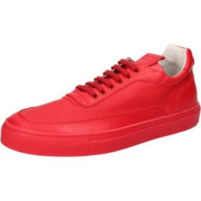 Xαμηλά Sneakers Mariano Di Vaio sneakers rosso pelle AB776